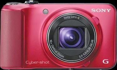 Sony Cyber-shot DSC-HX10V Camera User's Manual