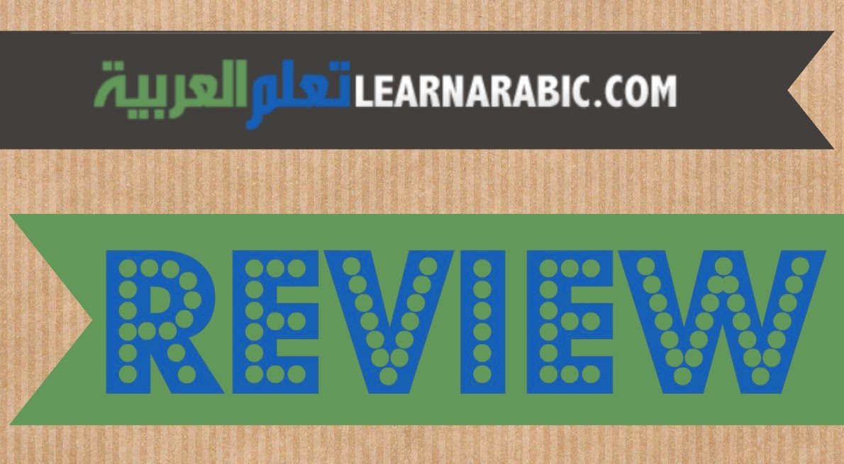 learn arabic .com review