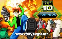 Juega Ben10 Torpedo
