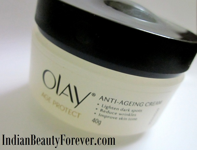 Olay Age protect Anti Aging cream Review