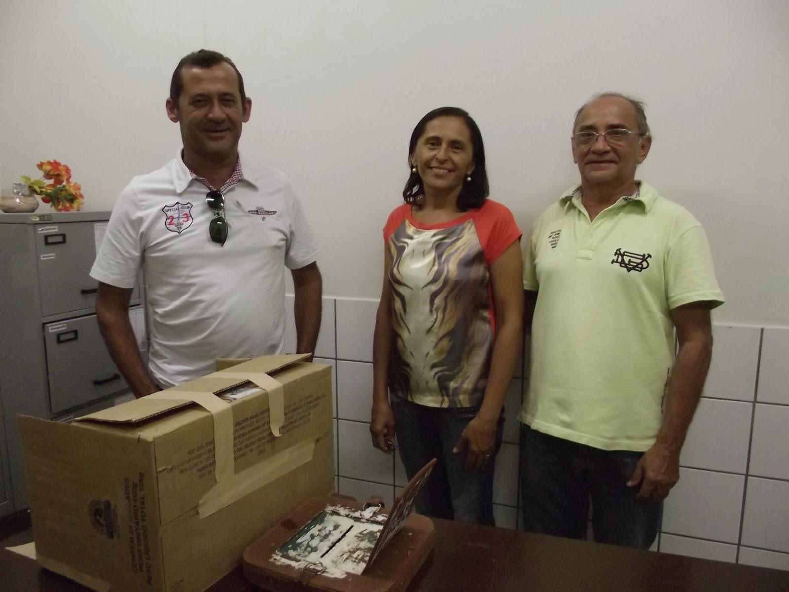 2f5d27bbd10 Valdereis a nova diretora do Ceja eleita com 59% dos votos.