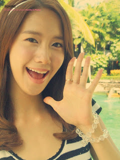 SNSD Yoona All About Girls Generation Paradise in Phuket