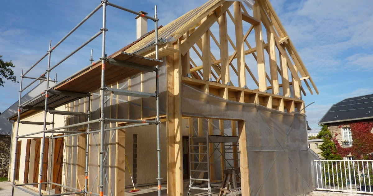 Architecte maison bois paris alsace maison ossature bois for Architecte maison ossature bois