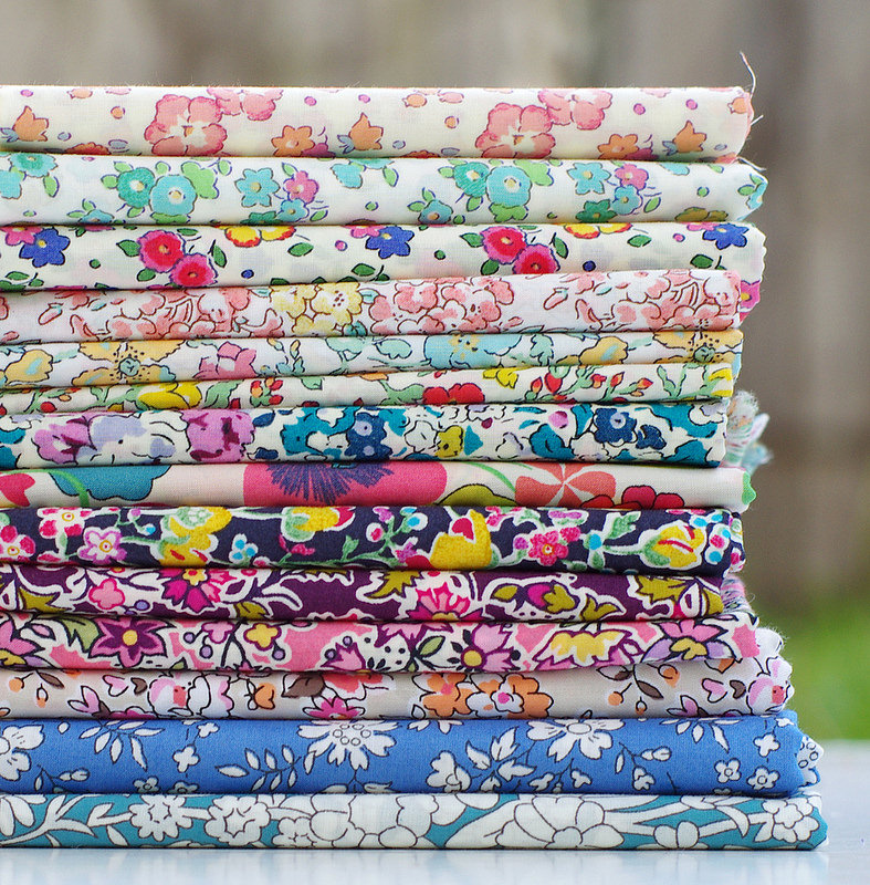 Liberty Tana Lawn | Red Pepper Quilts