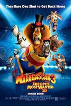 Phim Madagascar 3: Thần Tượng Châu Âu