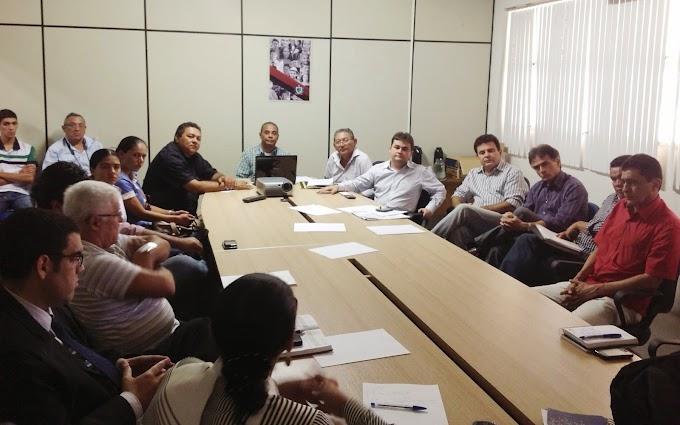 Técnicos da Secretaria de Assuntos Fundiários do RN fazem capacitação na Paraíba