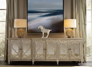 Solana Console from Hooker Furniture