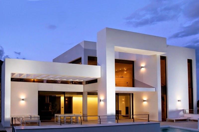 Casa la perla del mediterr neo carlos gilardi for Casa moderna alicante