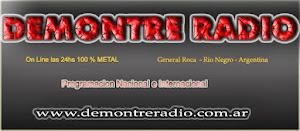 DEMONTRERADIO - ARGENTINA