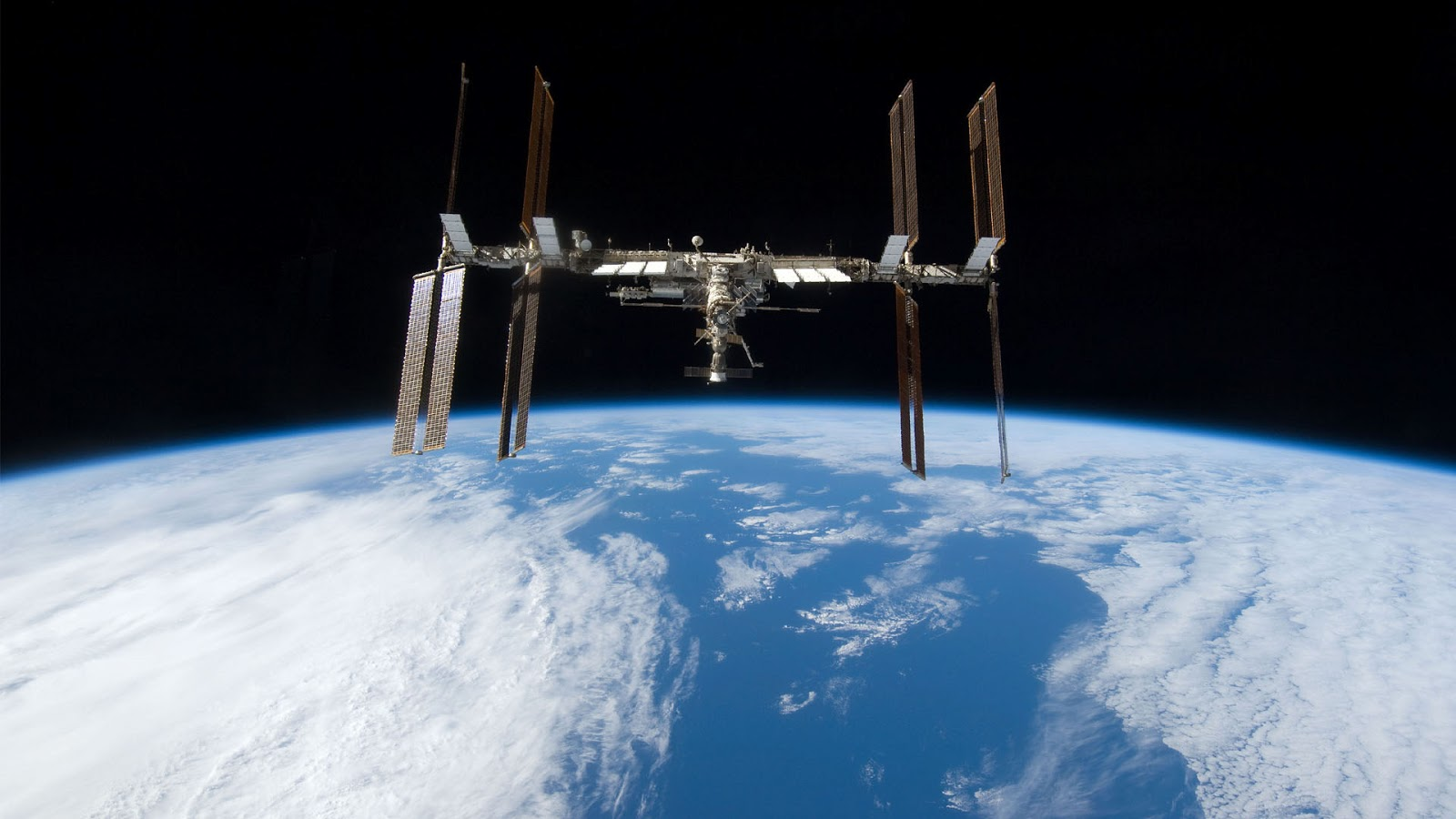International Space Station Hd Wallpapers 1080p Hd
