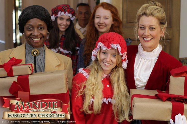 Christmas Cupid Cast