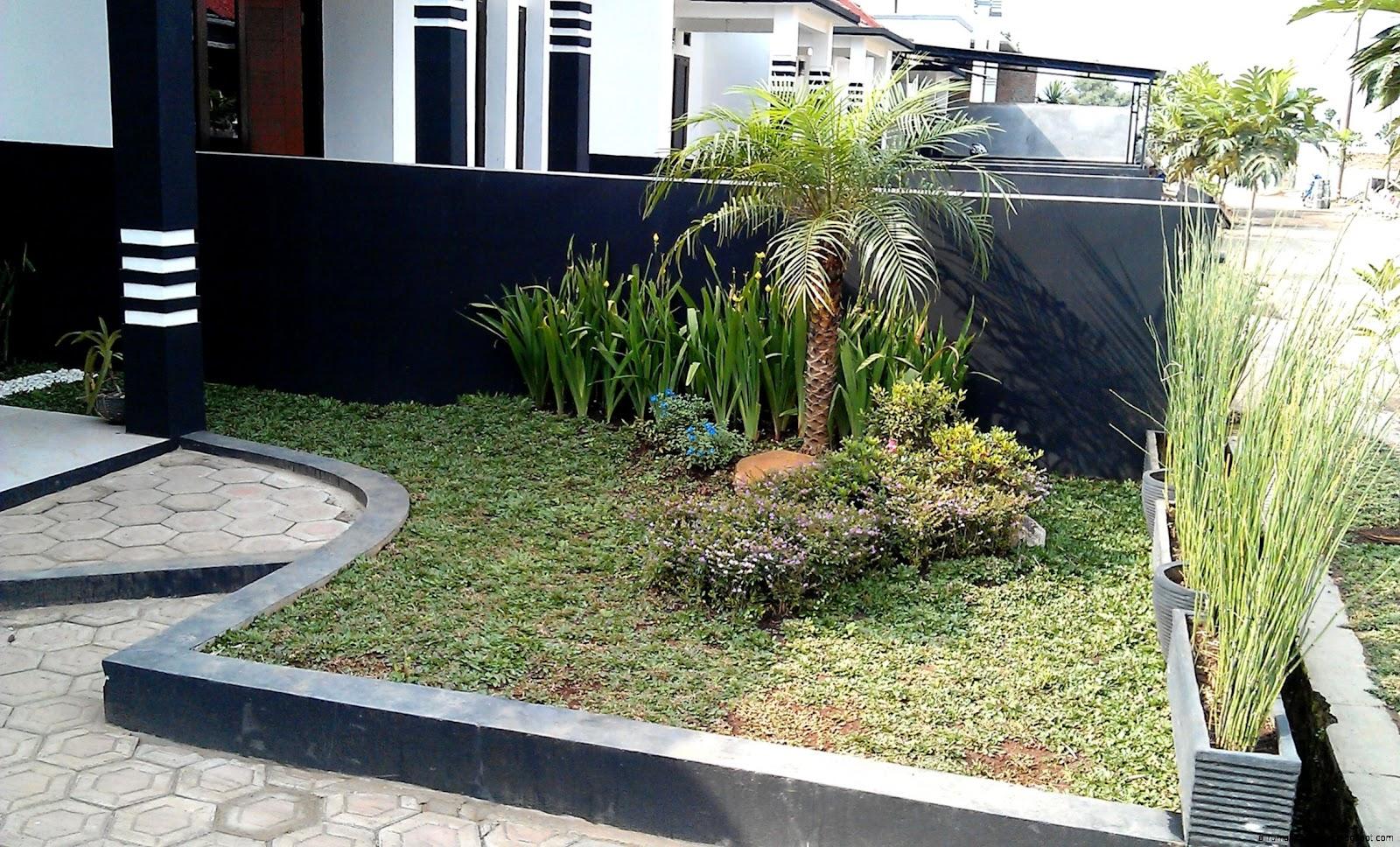 Taman Depan Model Rumah Minimalis 2015   Taman   Desain Rumah