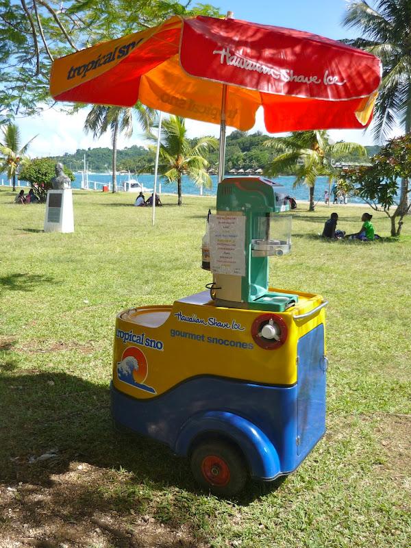 tropical sno machine