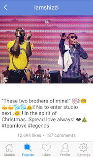 Davido's producer, Shizzi has called on Davido and Wizkid to collaborate on a song