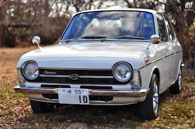 Subaru FF-1 Star, Subaru SVX punto es