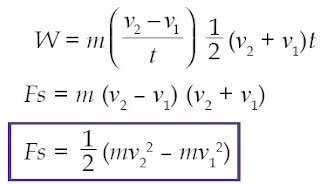 persamaan a dan s dari gerak lurus berubah beraturan