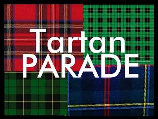 TARTAN PARADE 2015