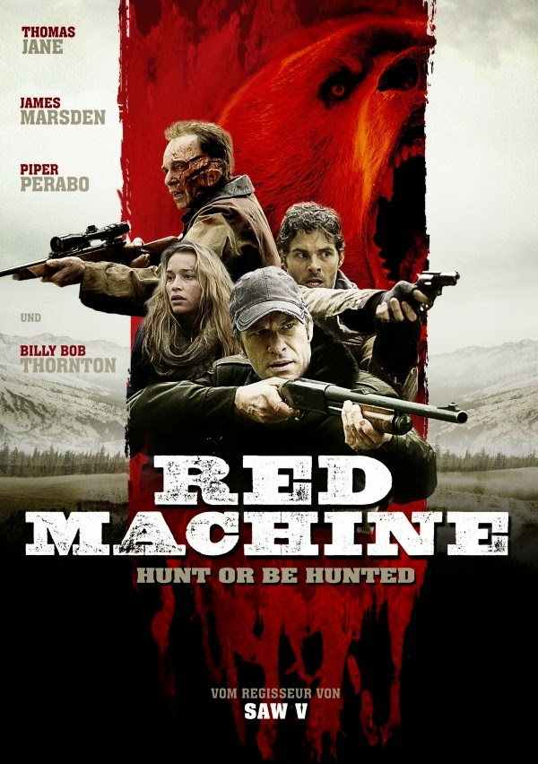 Red Machine / Grizzly (2014) Brrip ταινιες online seires xrysoi greek subs