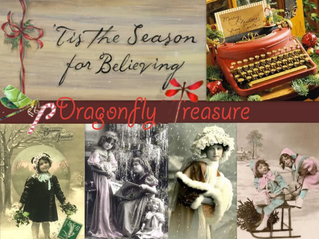 Dragonfly Treasure
