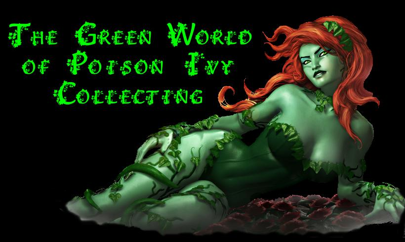 The Green World Poison Ivy Collecting