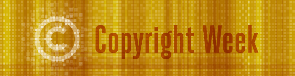 Logo for Copyright Week 2014.
