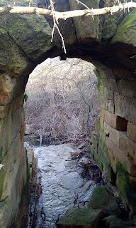Римски път с мост в Меричлери
