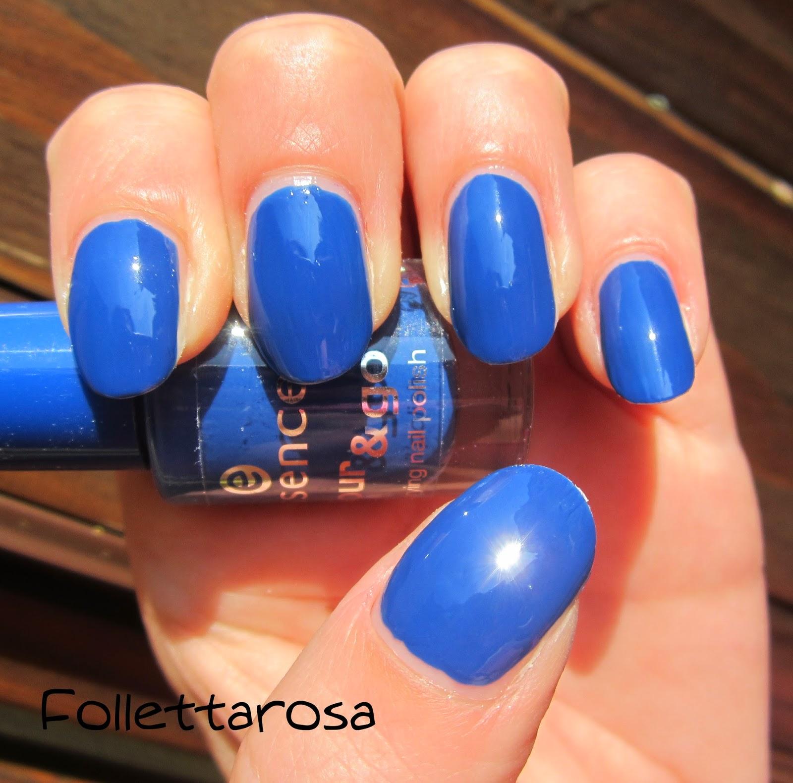 smalto blu di persia