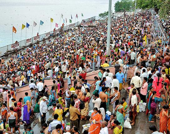 Top 2016 Krishna Pushkaralu Images for free download