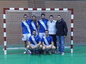 Barrio Universidad y Dados Group se clasifican para la final de la V Copa de Fútbol Sala