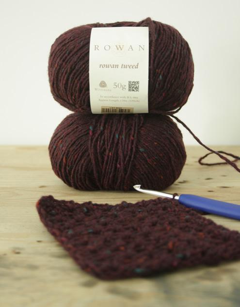 Rowan Tweed | Happy in Red