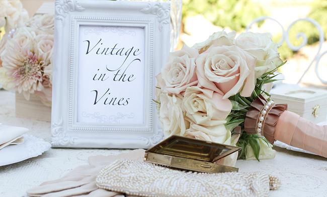 vintage vines florist