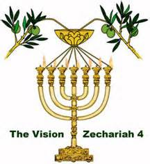 ZECHARIAH'S VISION: THE LAMP STAND & OLIVE TREES