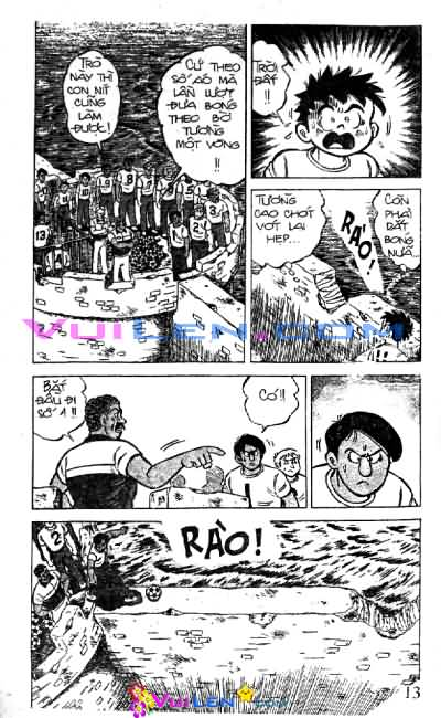 Jindodinho - Đường Dẫn Đến Khung Thành III  Tập 21 page 13 Congtruyen24h
