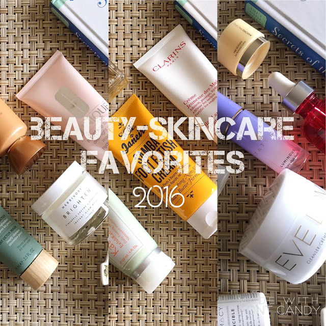 Skincare Favorites 2016
