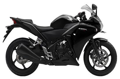 Honda CBR250R (ABS) - Black Knight