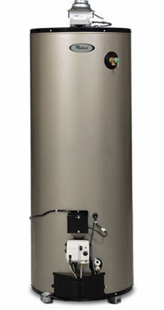 Energy Star Storage Natural Gas Water Heater  Gallons