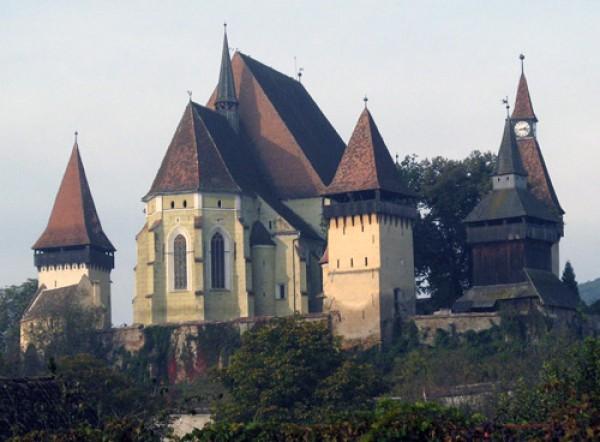 Fortress Church Biertan