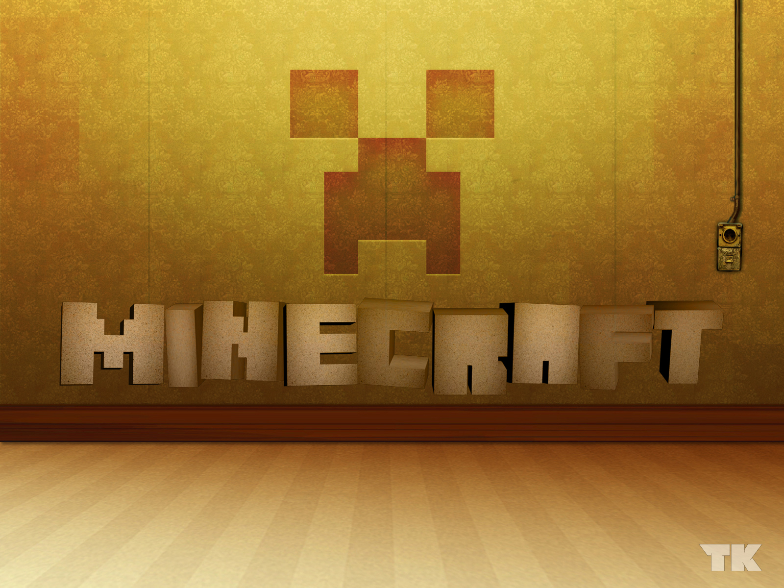 Cool Wallpaper Minecraft Gold - Wallpaper  You Should Have_30812.jpg