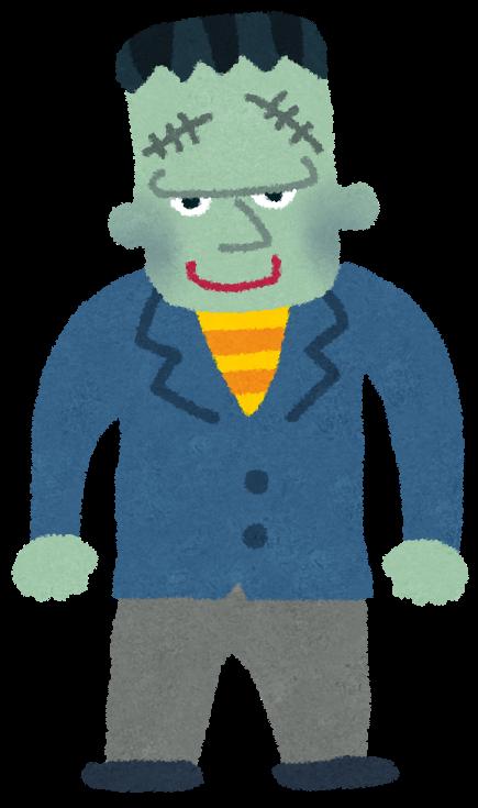 フランケンシュタインの怪物の画像 p1_27
