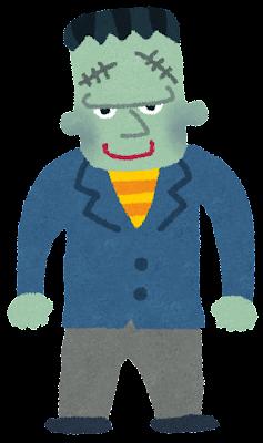 フランケンシュタインの怪物の画像 p1_11