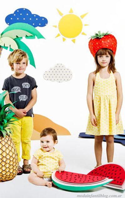 paula cahen d'anvers niños moda primavera verano 2014