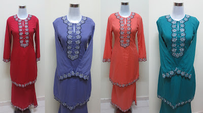 SHISWIFT ZONE ENTERPRISE : BAJU KURUNG MODEN 2013