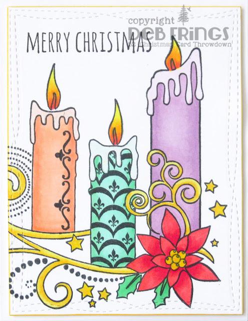 Merry Christmas - photo by Deborah Frings - Deborah's Gems