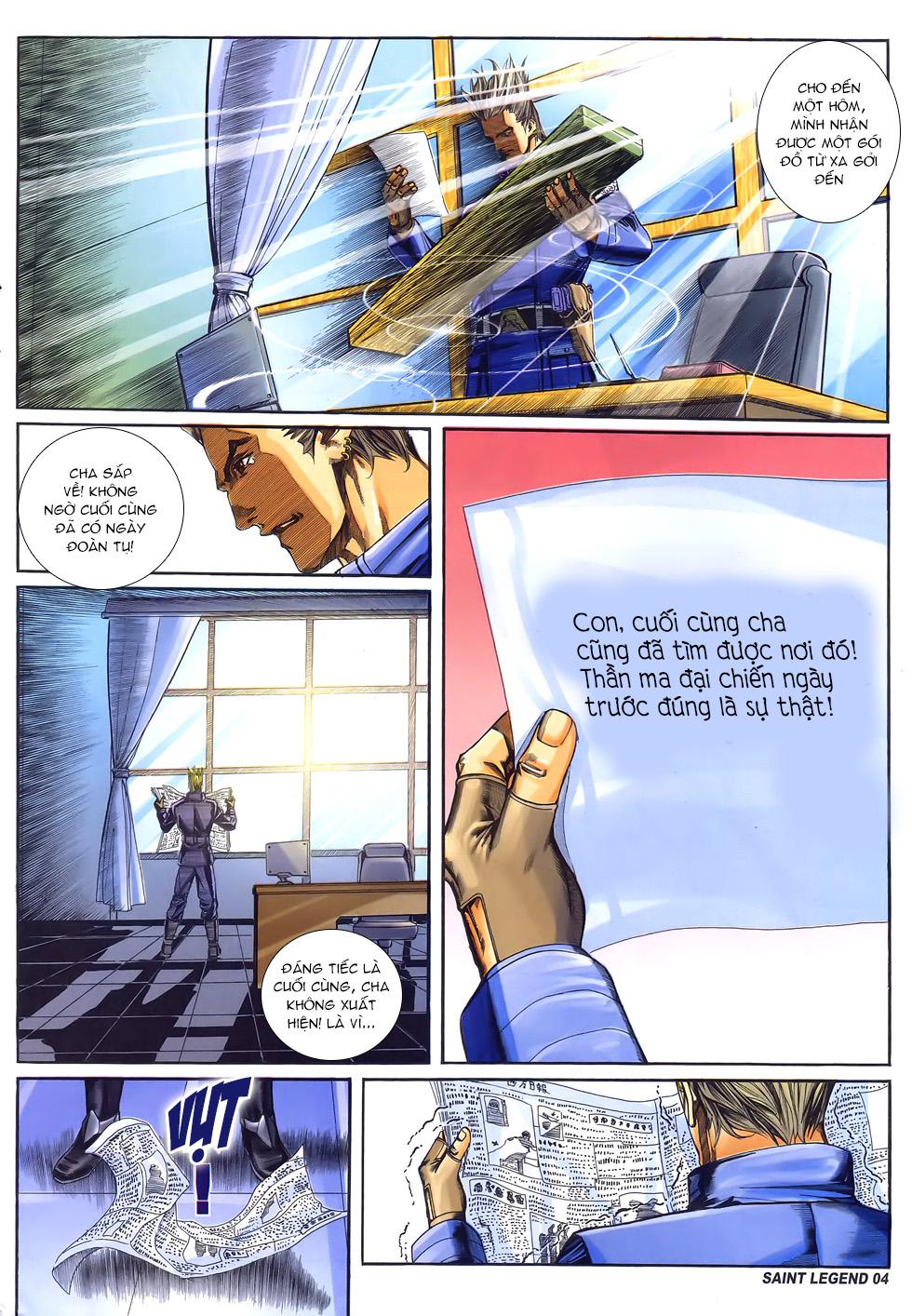 xem truyen moi - BÁT TIÊN ĐẠO - Chapter 59: Kim Cang Pháo chi mê