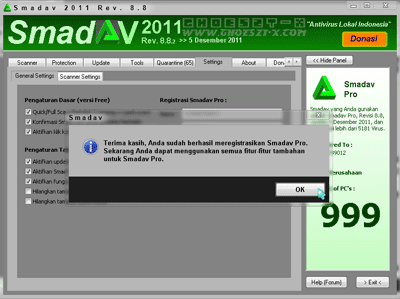 SMADAV REV 8.8.2 Pro With Key