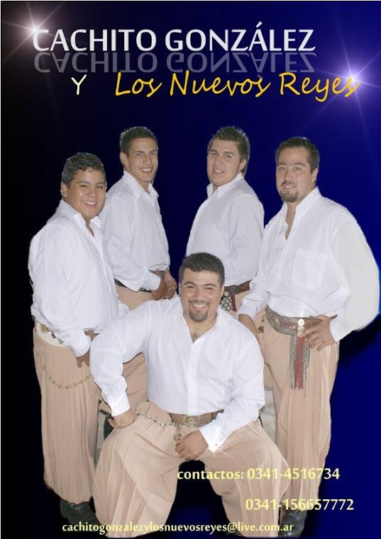 CACHITO GONZÁLEZ Y LOS NUEVOS REYES