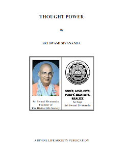 Thought Power by Swami Sivananda Mediafire ebook