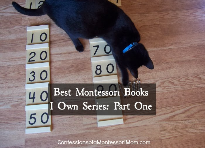 Highly Recommended Montessori Books for Parents