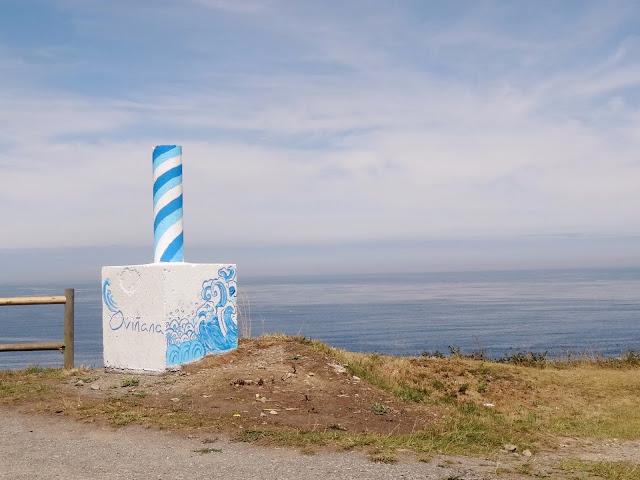 Cabo Vidio en Oviñana