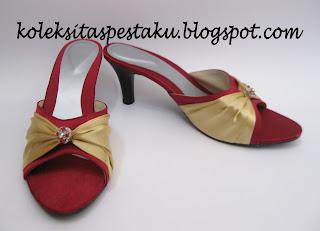 Sepatu Pesta Cantik Handmade